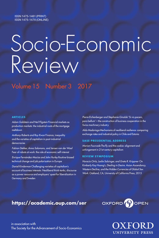 Socio-Economic Review